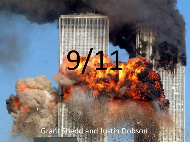 9/11Grant Shedd and Justin Dobson