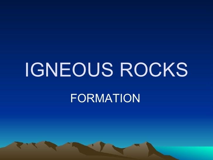 Rocks Power