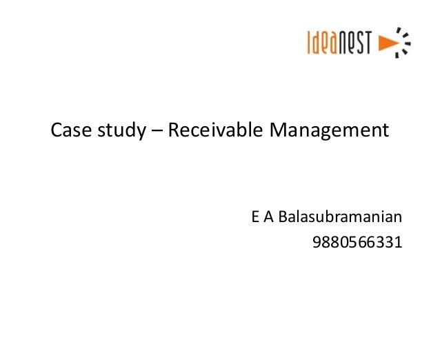 case study using cmop