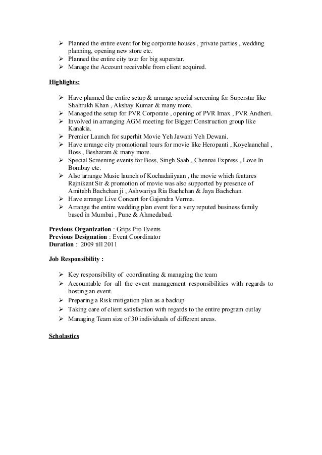 Kalpesh Maru Resume.