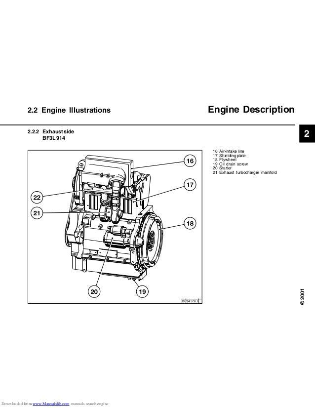 motor deutz 914  slideshare
