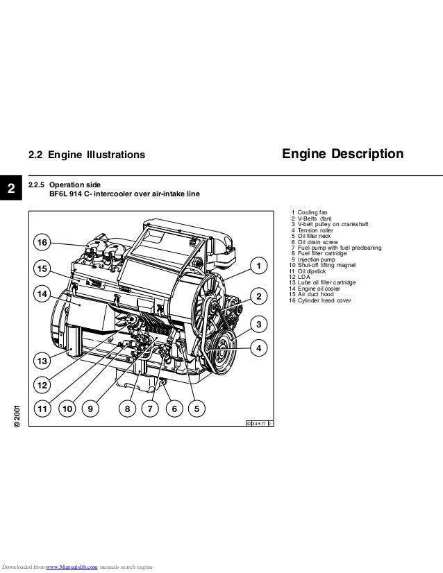 511 deutz engine diagram  catalog  auto parts catalog and