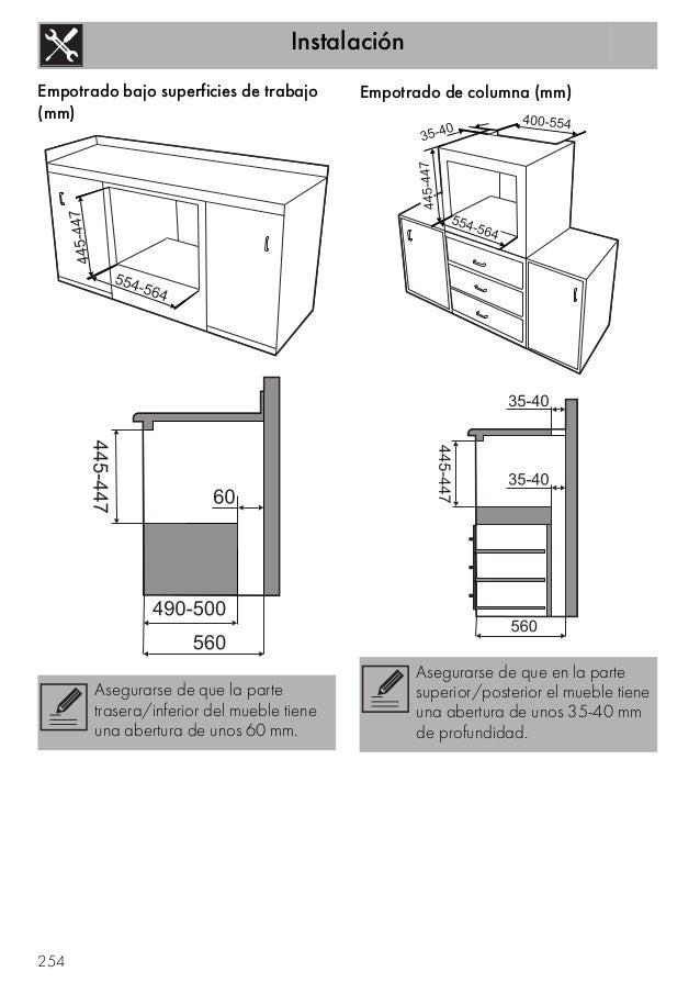 Horno microondas smeg sf4120mc for Mueble horno empotrado