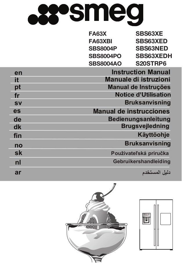Manual de instrucciones en it Instruction Manual Manuale di istruzioni pt fr sv es de dk fin no sk nl Notice d'Utilisation ...