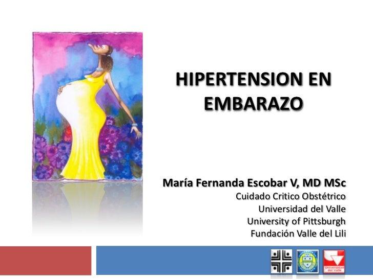 Crisis de hipertensión en el embarazo - CICAT-SALUD