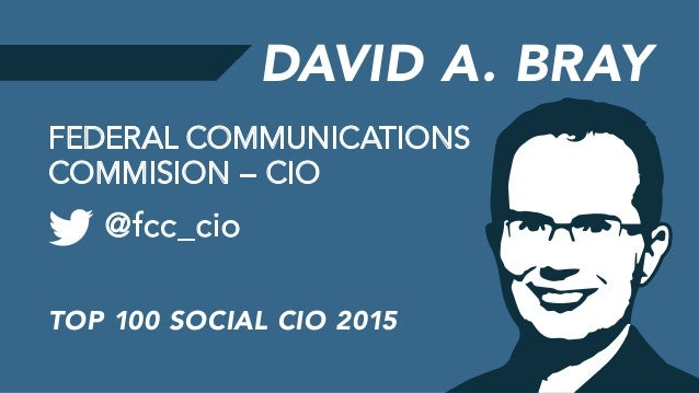 100 Most Social CIOs on Twitter 2015 Slide 2