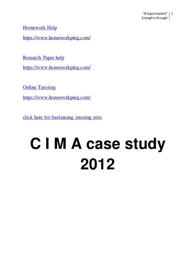 91776220 strategic-level-case-study