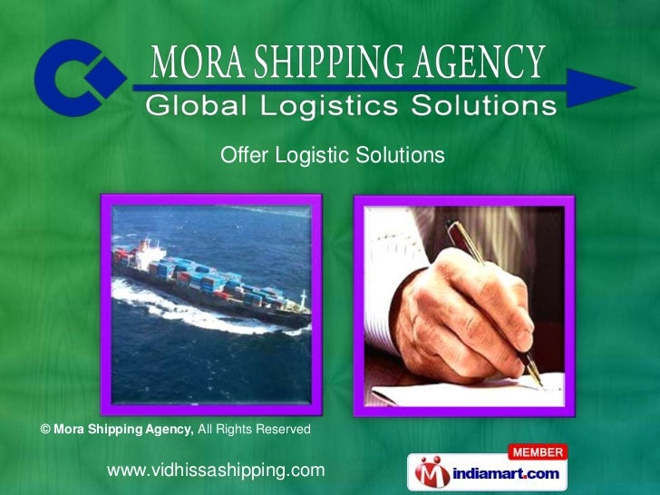 Offer Logistic Solutions<br />