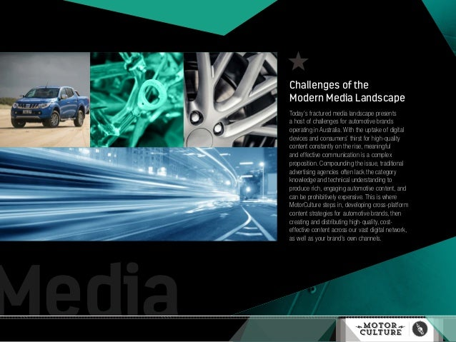 Challenges of the Modern Media Landscape Today's fractured media landscape presents a host of challenges for automotive br...