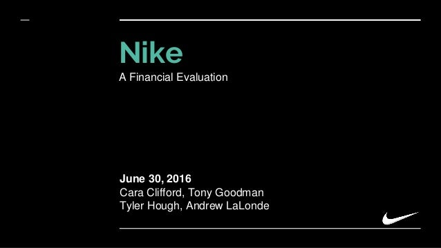 benchmark analysis of nike News & analysis  nike inc sold $15 billion of notes, reflecting demand for  higher yields than those offered by government bonds  the benchmark us 10- year note yield was little changed at 174 percent as of 11:23 am in.