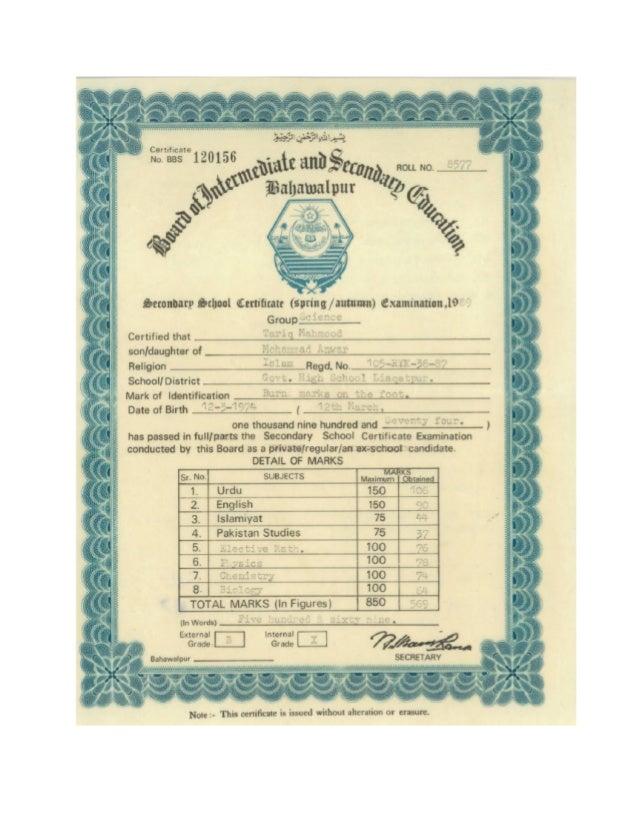 Tariq  Document