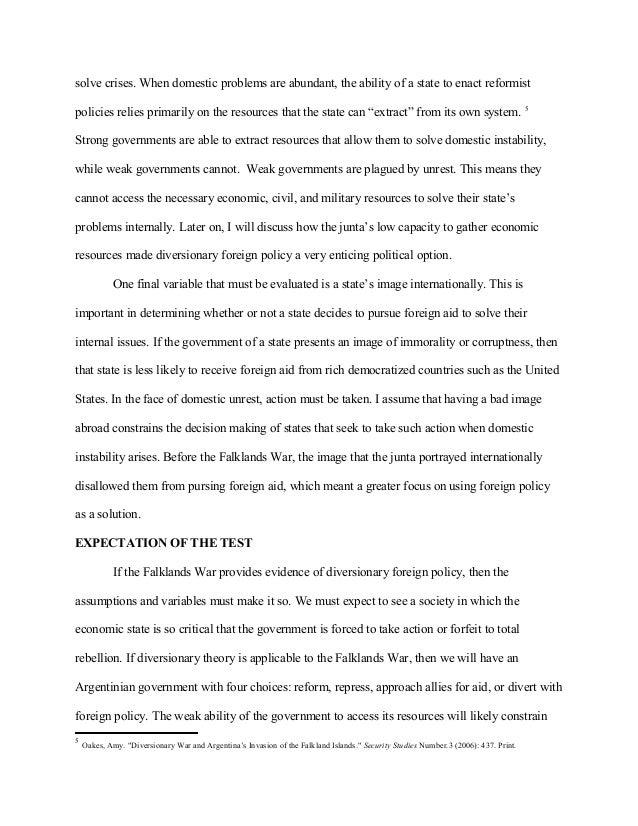is war necessary essay