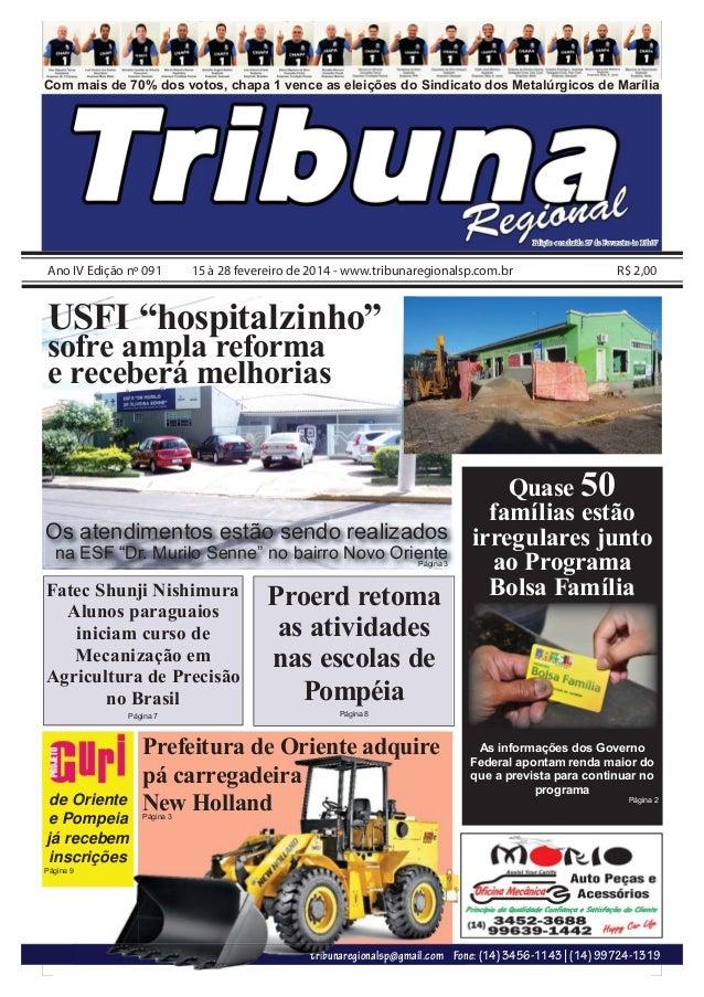 Com mais de 70% dos votos, chapa 1 vence as eleições do Sindicato dos Metalúrgicos de Marília  Edição concluída 27 de Feve...