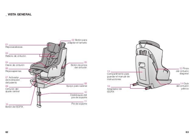 Manual de instruções Transformer XT da Concord