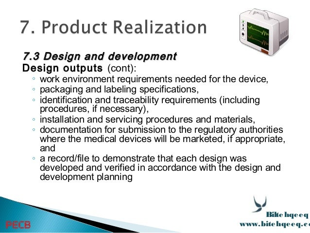 Pecb Webinar Overview Of Iso 13485 Medical Devices