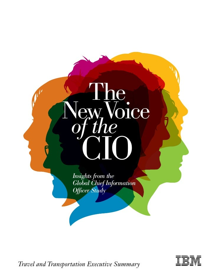 The New Voice of the CIO: Travel, Transportation and the CIO Role