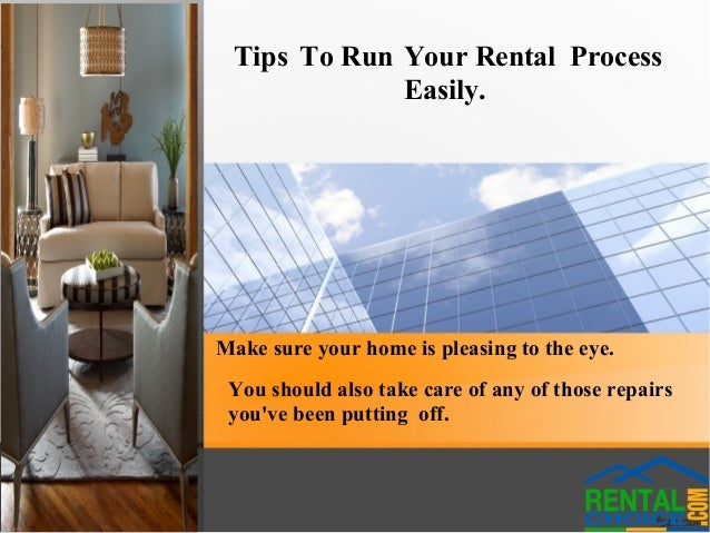 How to rent out your home fast for How to rent out house