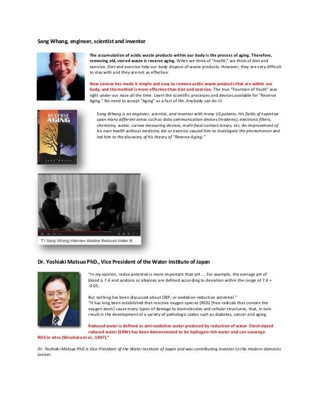 Reverse Aging Sang Whang Ebook Download