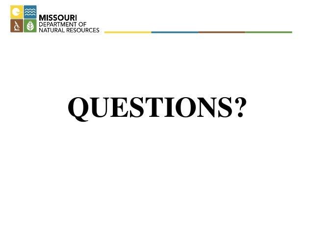 Nicole Eby, Missouri DNR, Hazardous Waste Inspection