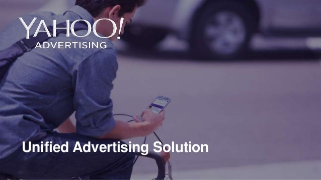 Unified Advertising Solution