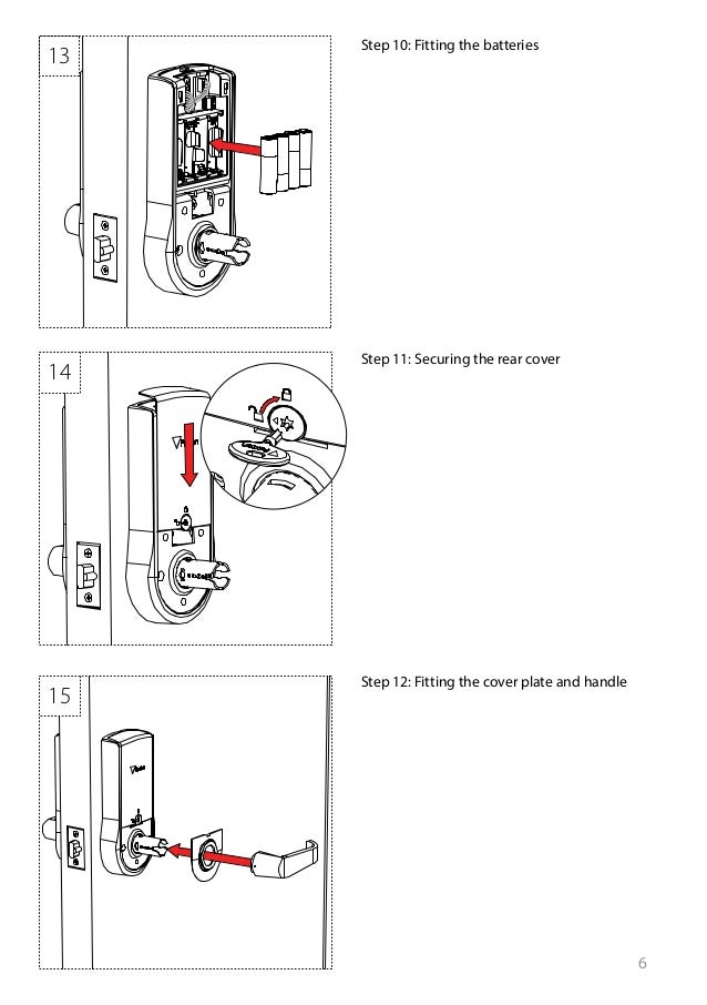 Paxton Access 921-161-US Instruction Manual