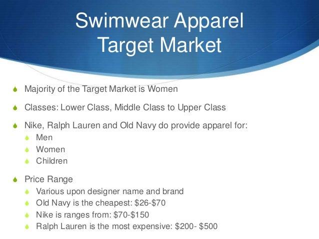 ... 14. Swimwear Apparel Target Market ... 2935e063f0