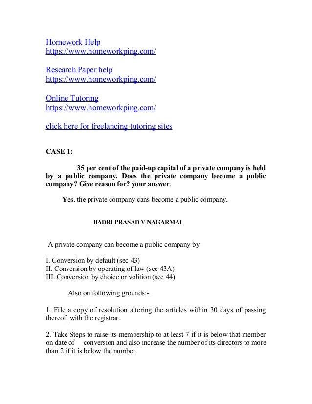 Homework Help https://www.homeworkping.com/ Research Paper help https://www.homeworkping.com/ Online Tutoring https://www....