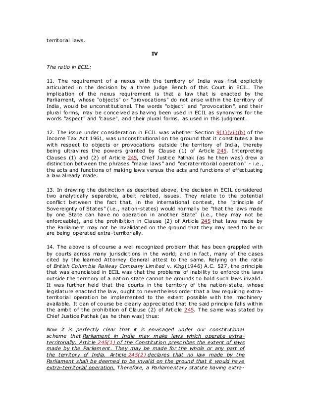 gvk case word document 9 territorial