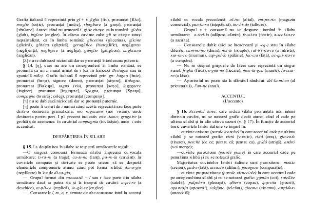 Neologisme din limba italiana
