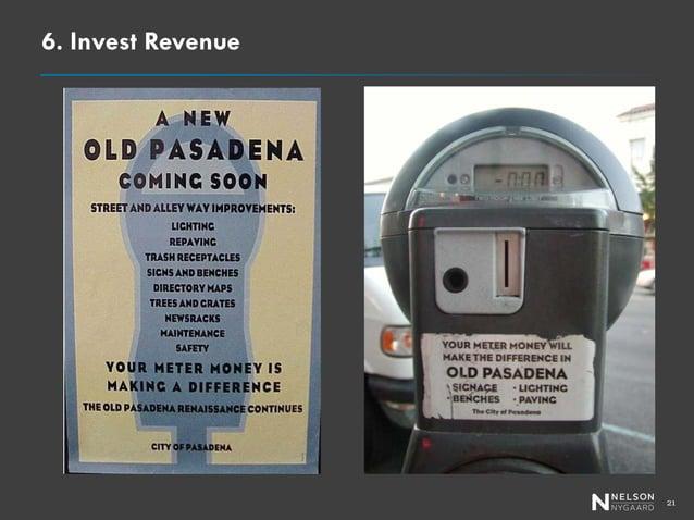 Impact on Sales Tax Revenue 25  Pasadena Retail Sales Tax Revenue$0$500,000$1,000,000$1,500,000$2,000,000$2,500,0001989199...