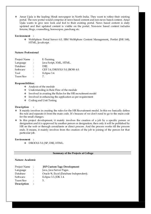 distributor resume