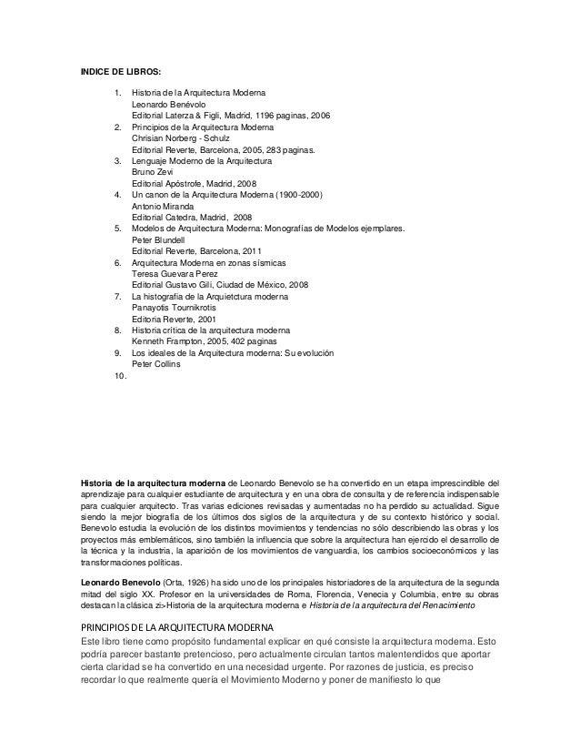92763091 historia de la arquitectura moderna for Arquitectura moderna caracteristicas
