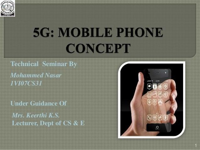 Technical Seminar By Mohammed Nasar 1VI07CS31 Under Guidance Of Mrs. Keerthi K.S. Lecturer, Dept of CS & E  1