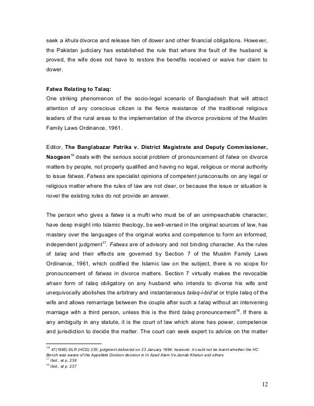 muslim family law ordinance 1961 pdf