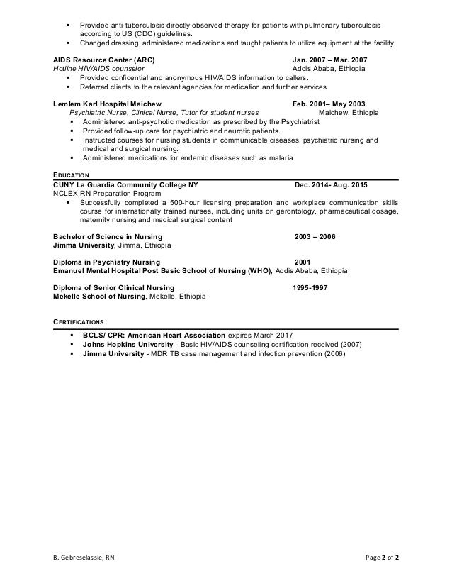 medical surgical rn resume - Hizir kaptanband co