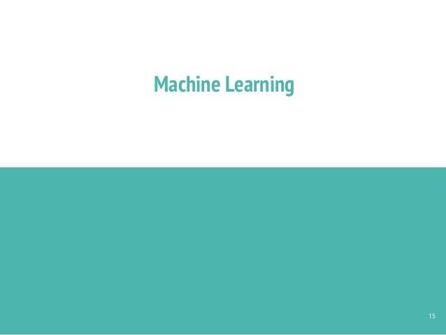 Machine Learning 15