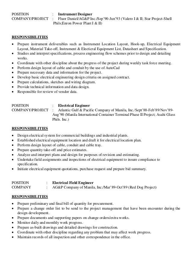 piping designer resume - Onwe.bioinnovate.co