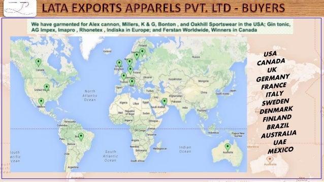 Lata Exports