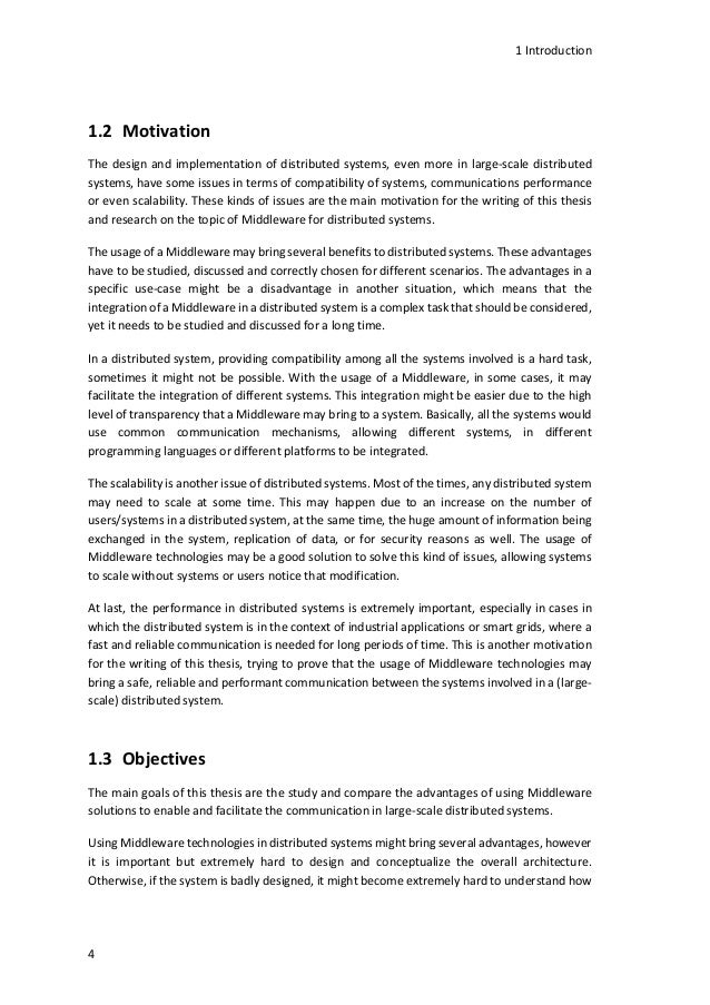 Distributed system thesis american identity essay