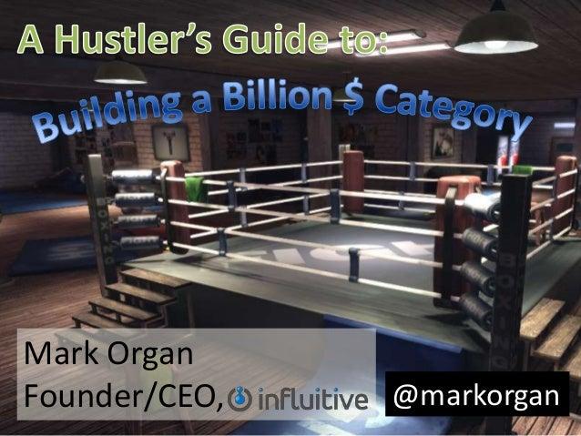 Mark Organ Founder/CEO, @markorgan