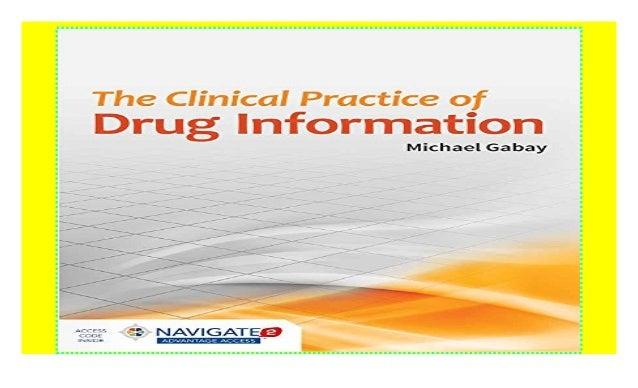 Drug Information Ebook