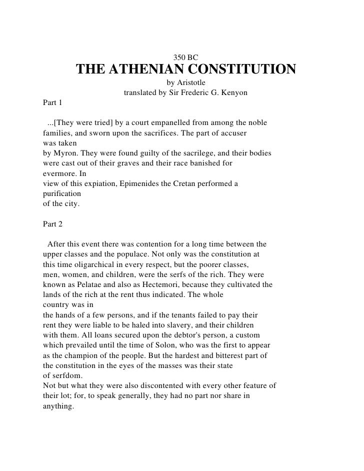 350 BC          THE ATHENIAN CONSTITUTION                                     by Aristotle                        translat...
