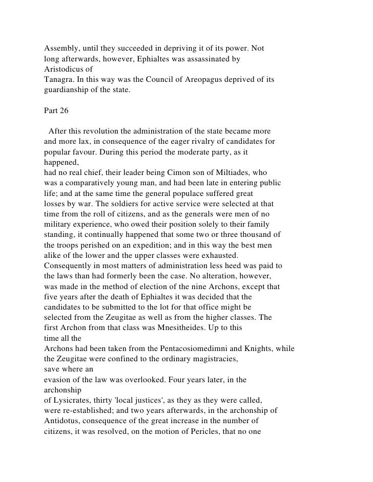 athenian constitution Free kindle book and epub digitized and proofread by project gutenberg.