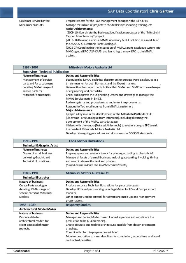 small business owner resume cover letter