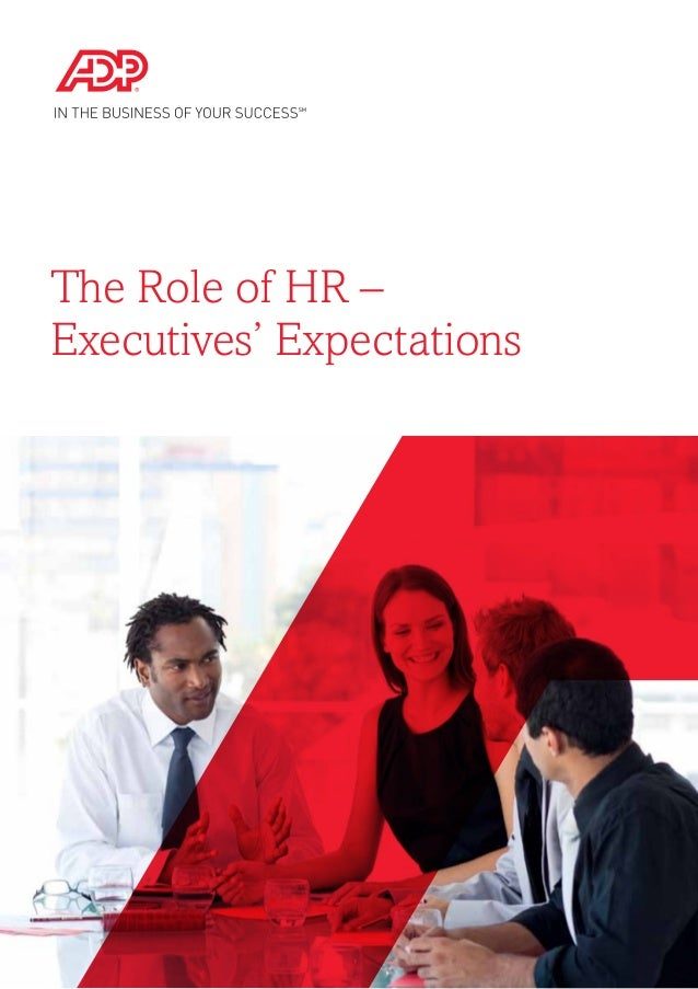 the hr function essay Work in the 21 st century: the changing role of human resources of the business into hr-and vice versa-is to rotate line managers into the hr function for.