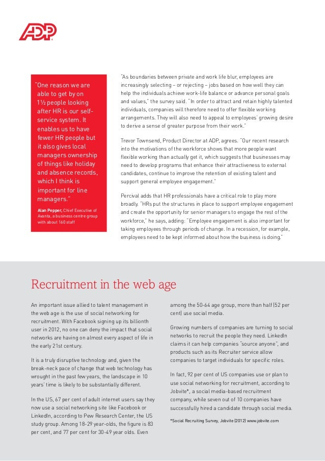 retaining the hr function essay Hr of the future: conclusions and observations and the leader of the hr function then asked a number of the essays point out that future hr work will be housed.