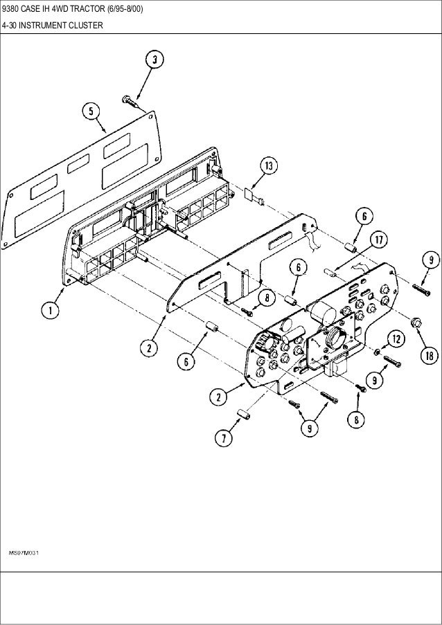 free wiring diagrams for tractors
