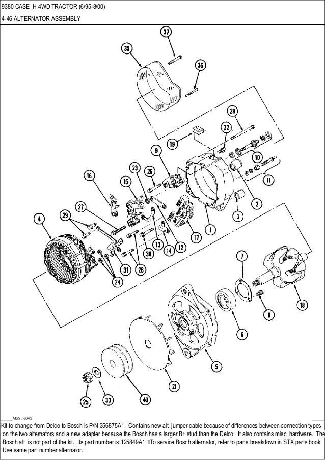 Combine Parts Of The Slideshow : Case ih wd tractor parts catalog