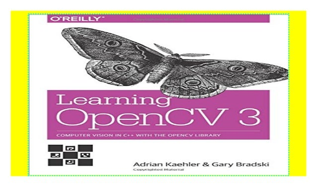 Learning Opencv Computer Vision With The Opencv Library Ebook