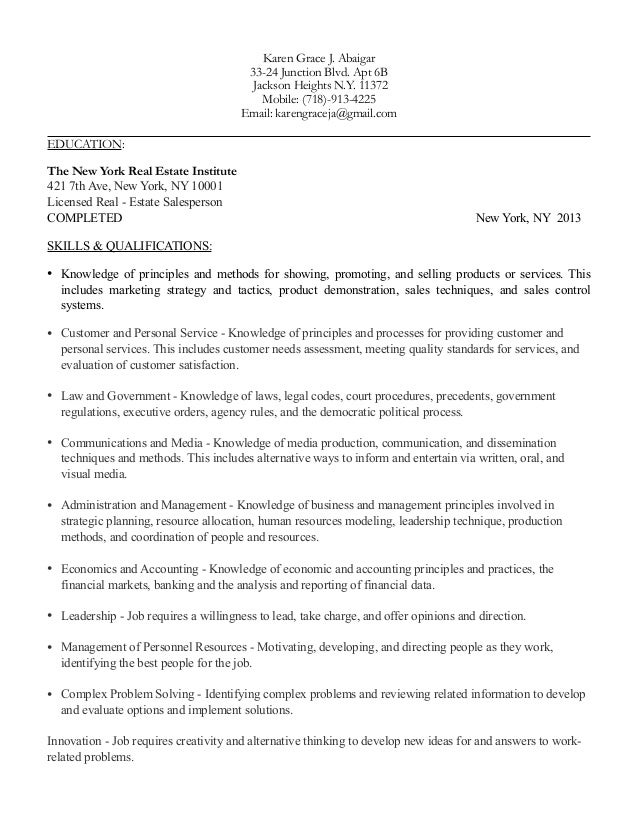 Combination Resume Sample  Customer Relations Jobscan